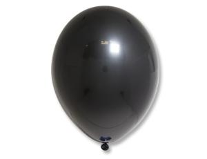 Воздушный шар Пастель Экстра Black