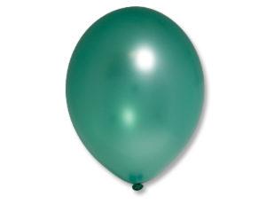 Воздушный шар Металлик Экстра Green