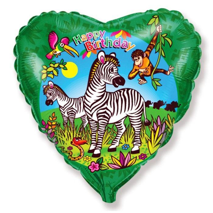 Сердце Зебры