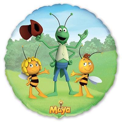 Пчелка Мая с друзьями