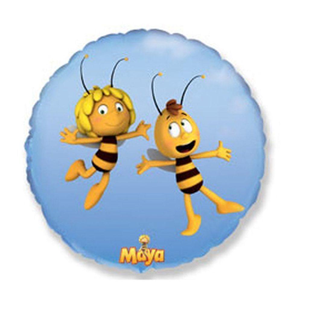 Пчелка МАЯ в полете