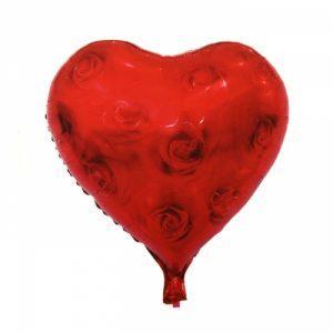Фольгированные воздушные шары Цветы страсти