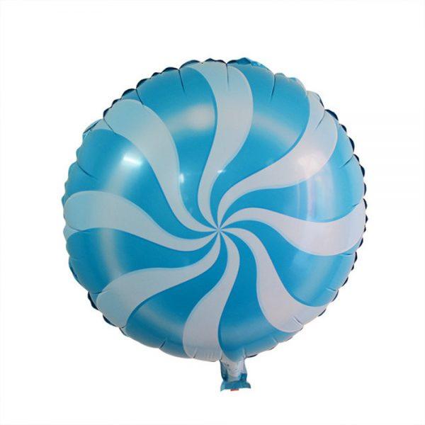 Конфета голубая