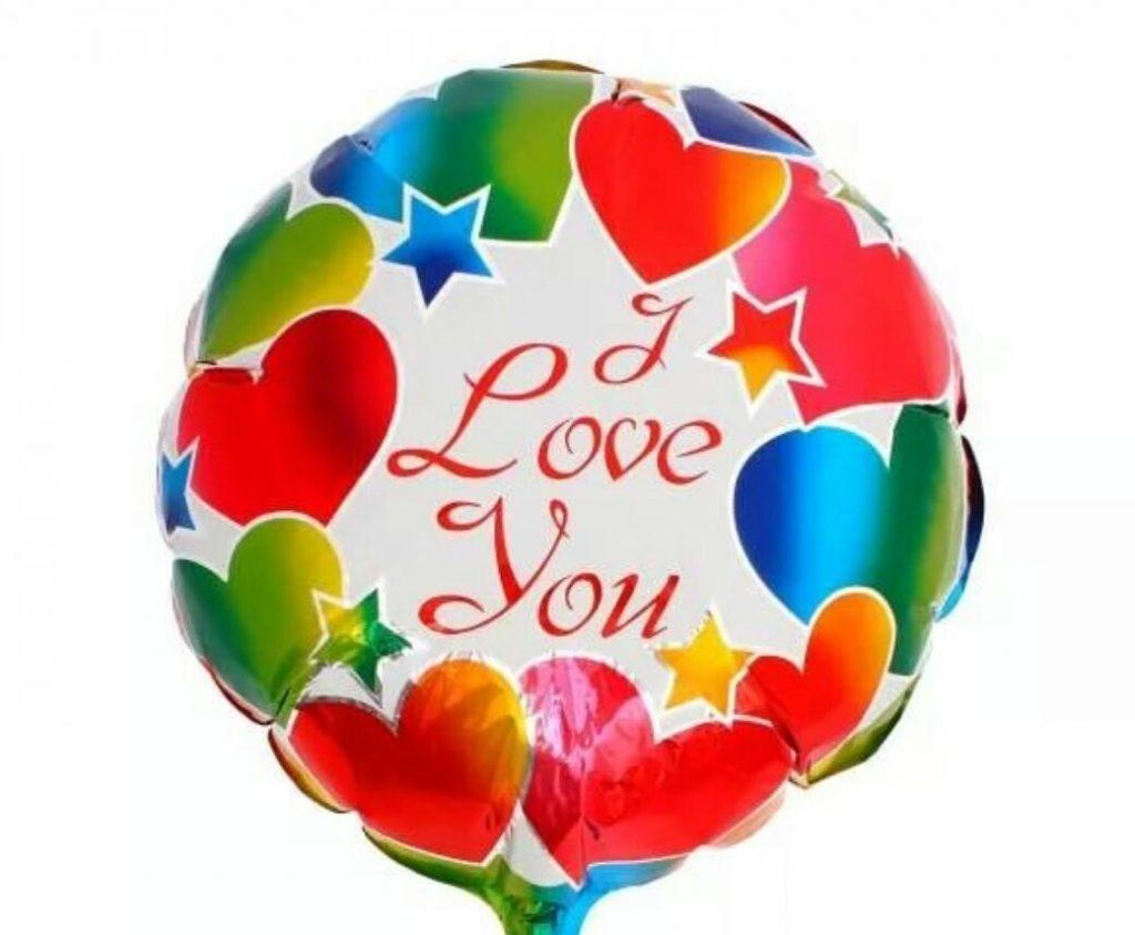 Фольгированные шары Романтика