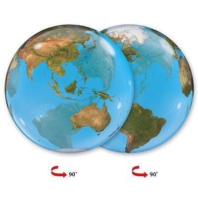 BUBBLE 22″ Планета Земля